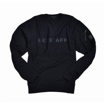 BELSTAFF - Men's Sweater - Carrick - Black