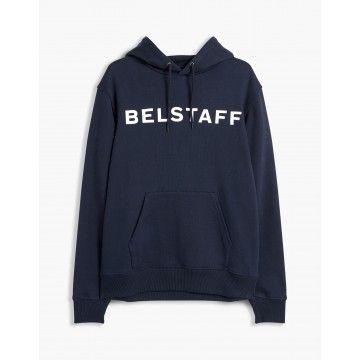 BELSTAFF - Men's Sweater - Jefferson Sweatshirt Man - Dark Grey