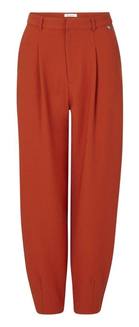 RICH & ROYAL - Damen Hose - Pants - Rusty Red