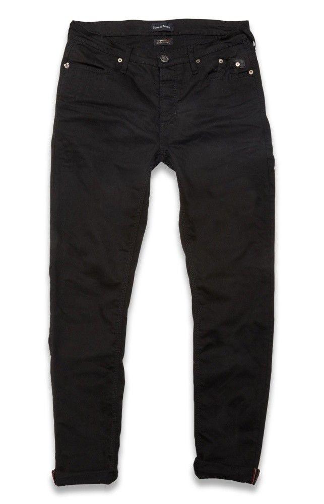 BLUE DE GÊNES - Herren Hose - Repi Thor Dark Jeans - Black