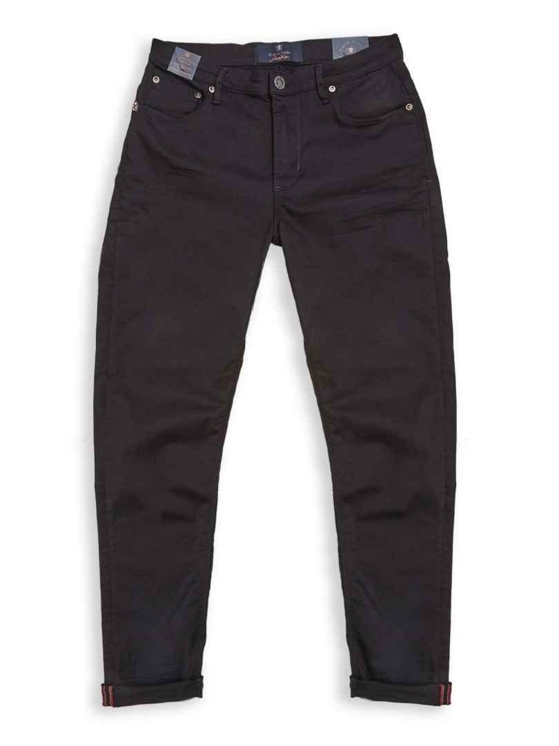 BLUE DE GÊNES - Herren Jeans - Fredo Stay Black Jeans - Black