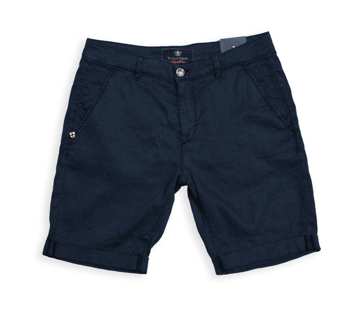 BLUE DE GÊNES - Herren Shorts - Teo Shane Shorts - Navy
