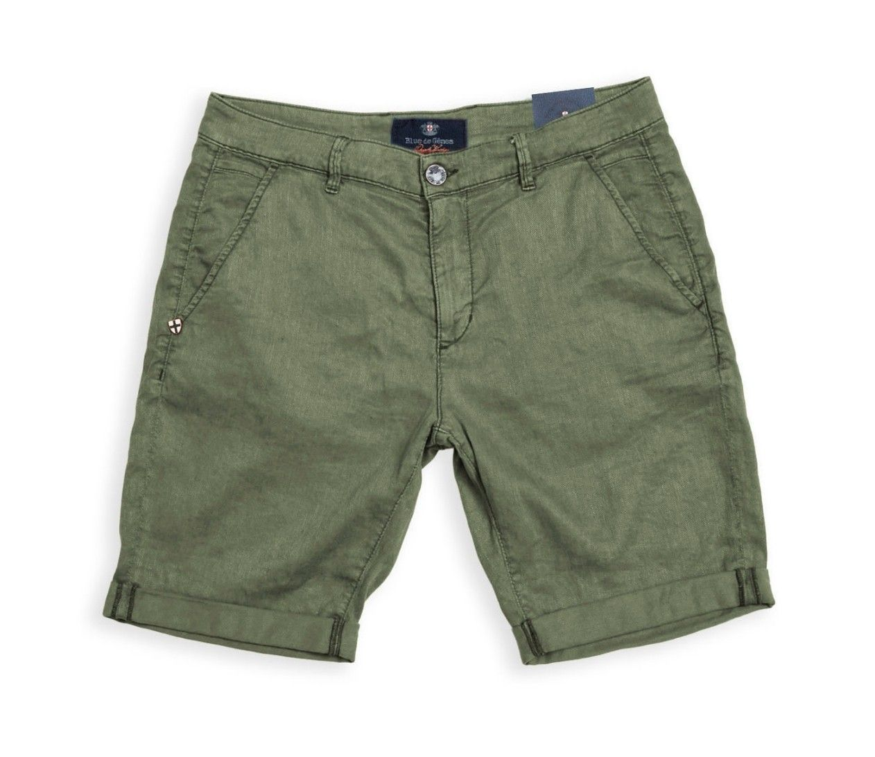 BLUE DE GÊNES - Herren Shorts - Teo Shane Shorts - Herb Green