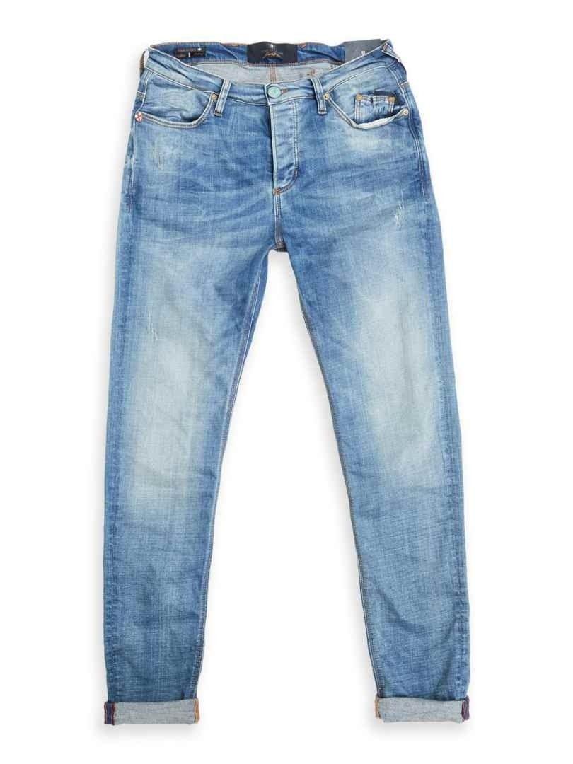 BLUE DE GÊNES - Herren Hose - Repi Super Lounge Jeans - Blue