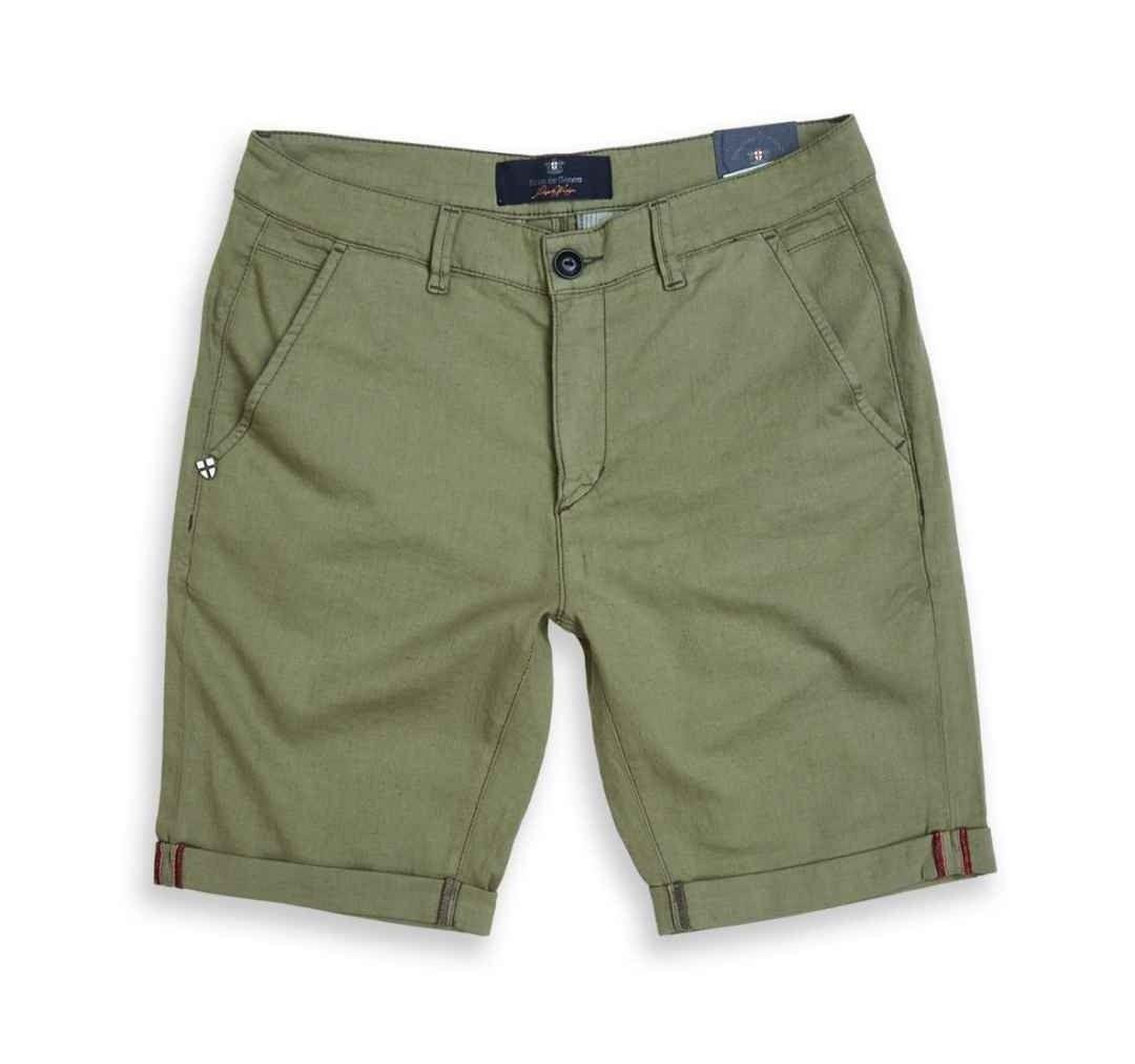 BLUE DE GÊNES - Herren Shorts - Teo Gusto Shorts - Olivine