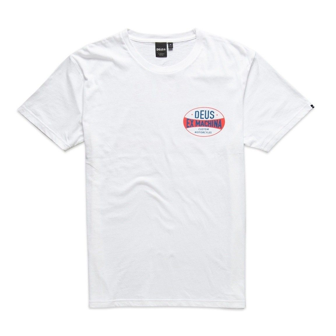 DEUS EX MACHINA - Herren T-Shirt - Chroma Shirt - White