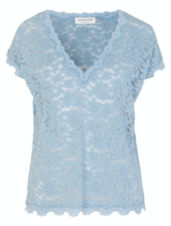 ROSEMUNDE - Damen T-Shirt - Delicia - Blue Fog