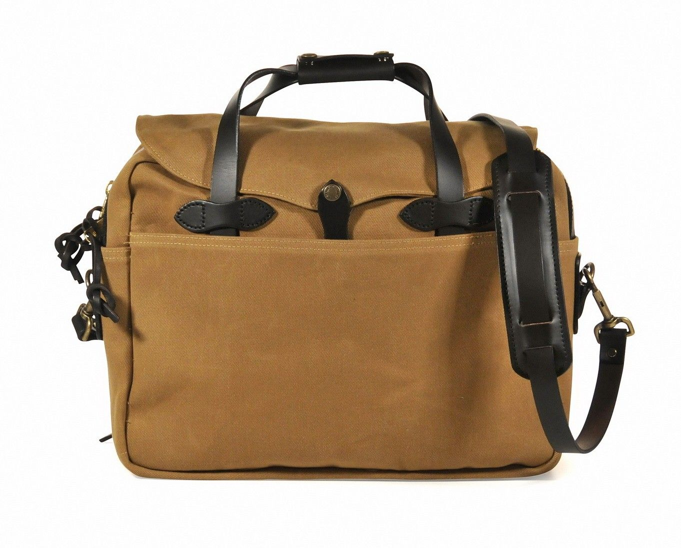 FILSON - Briefcase Computer Case - Tan