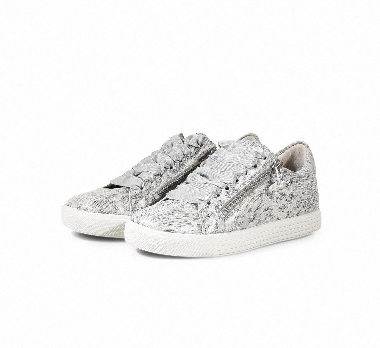 KENNEL & SCHMENGER - Damen Sneaker - Town Iron Leo - Light/Silve