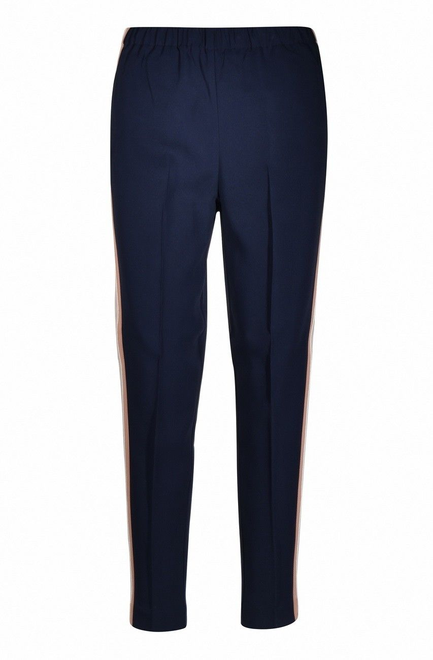 BEATRICE B. - Damen Hose - Trousers 1847 Fabric - Blue/Pastell