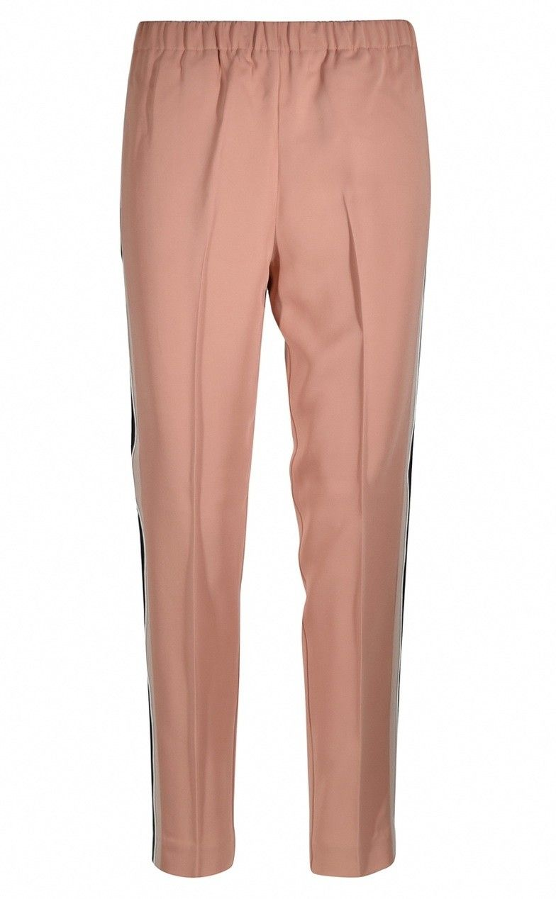 BEATRICE B. - Damen Hose - Trousers 3581 Fabric - Pastell/Black