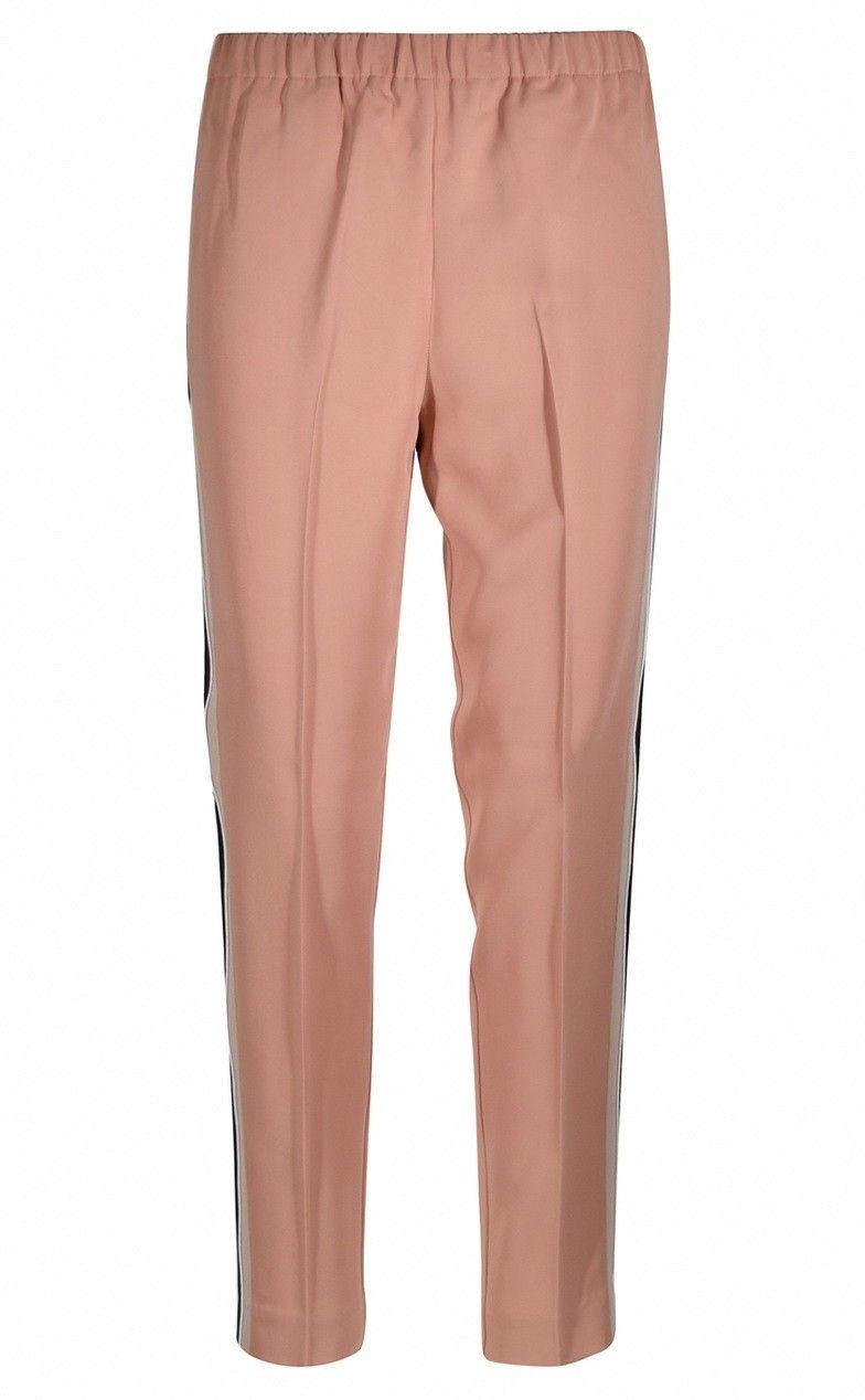 BEATRICE B. - Damen Hose - Trousers 3581 Fabric - Pastell/Black