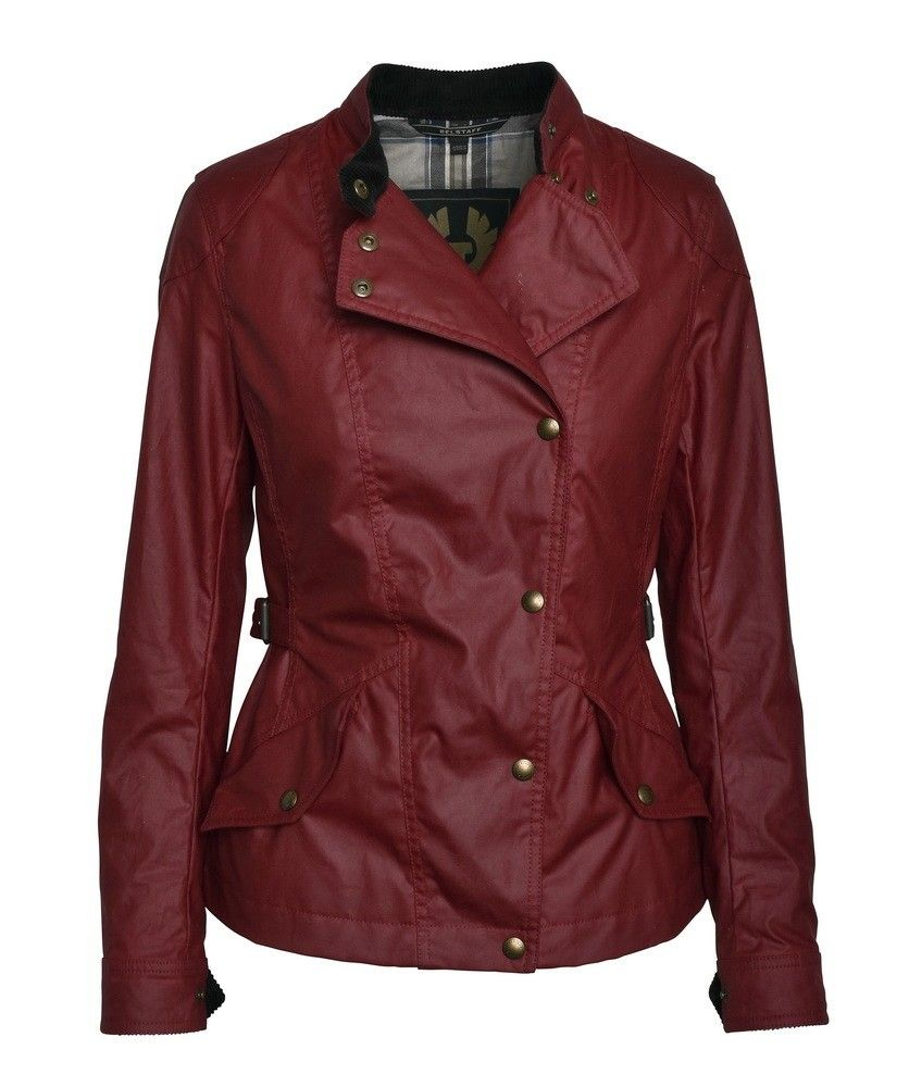 BELSTAFF - Damen Jacke - Brady Jacket - Racing Red