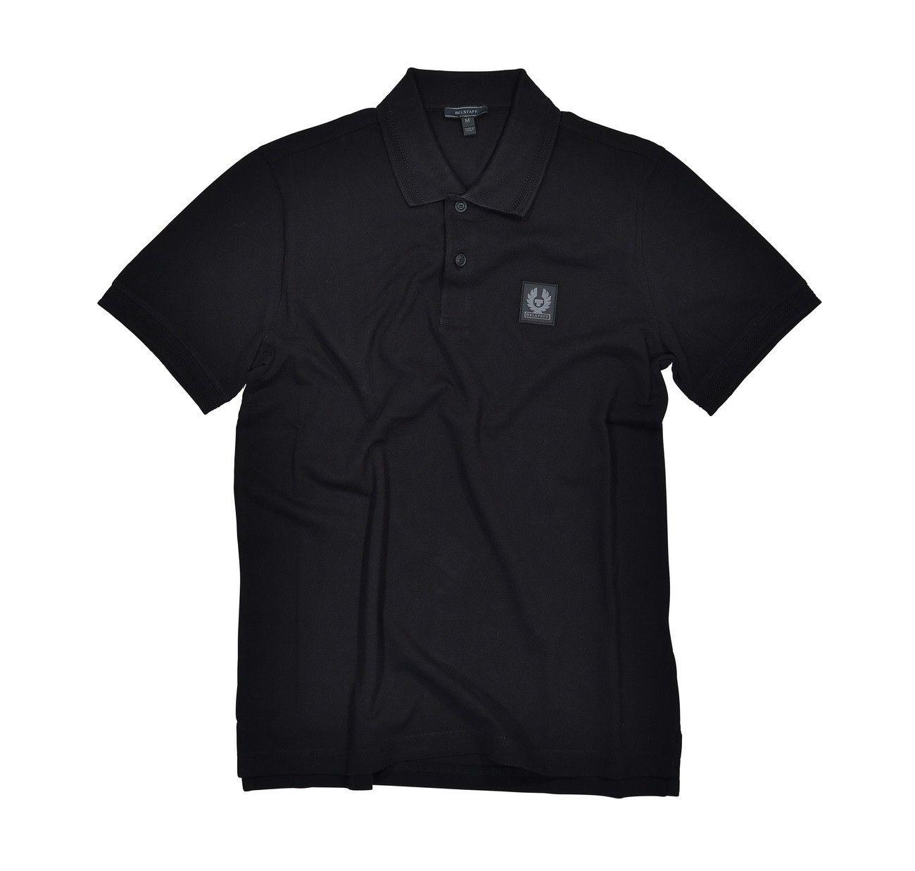 BELSTAFF - Herren Poloshirt - Stannett - Black
