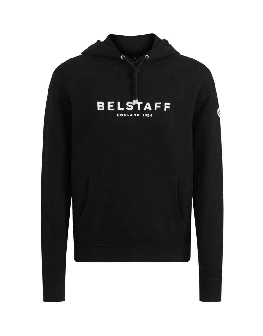 BELSTAFF - Herren Pullover - 1924 Pullover - Black/White