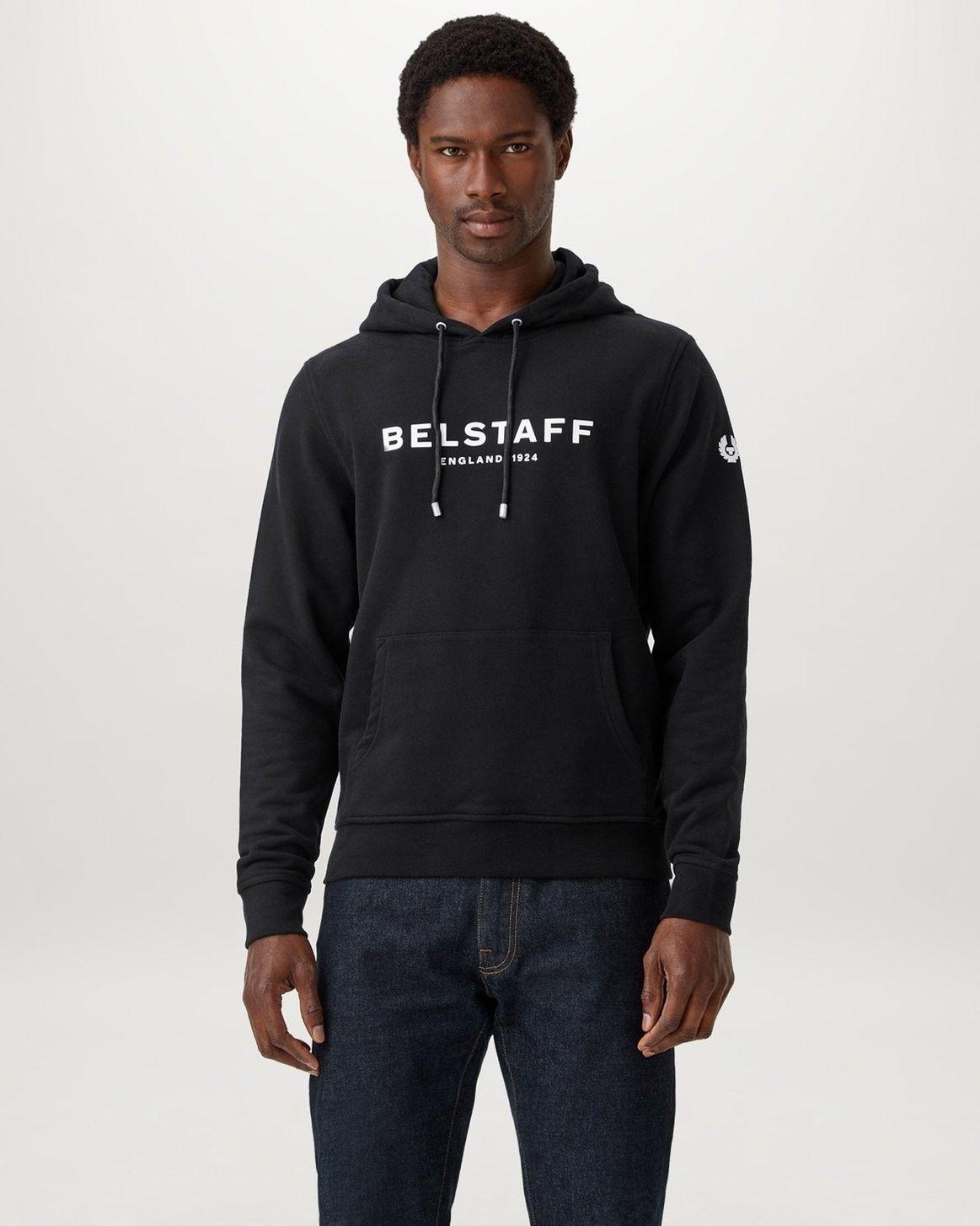 BELSTAFF - Herren Pullover - 1924 Sweater - Black/White