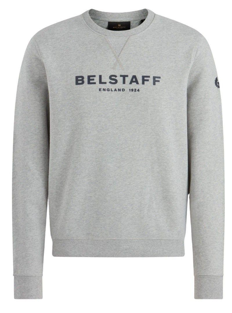 BELSTAFF - Herren Pullover - 1924 Sweatshirt - Grey Melange