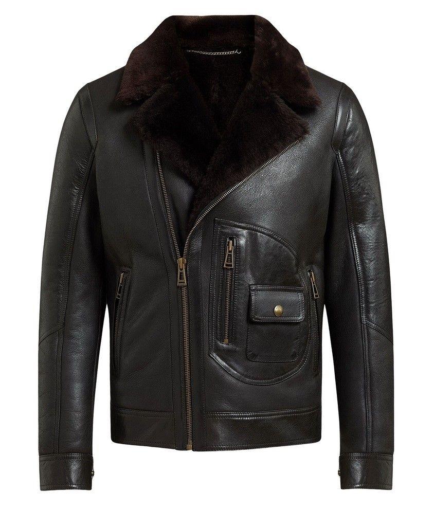 BELSTAFF - Herren Jacke - New Danescroft Jacket - black