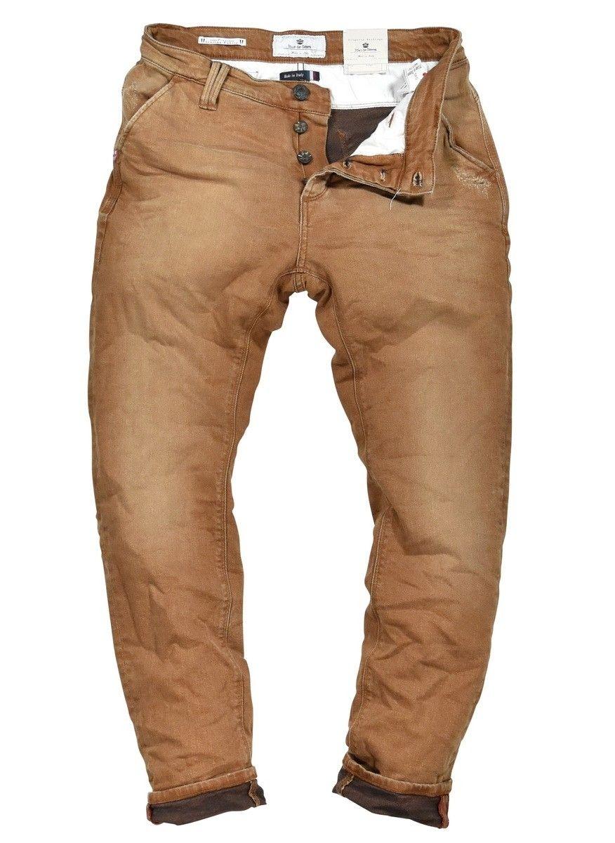BLUE DE GÊNES - Herren Hose - Paulo Pocket Itave Jeans - Spice