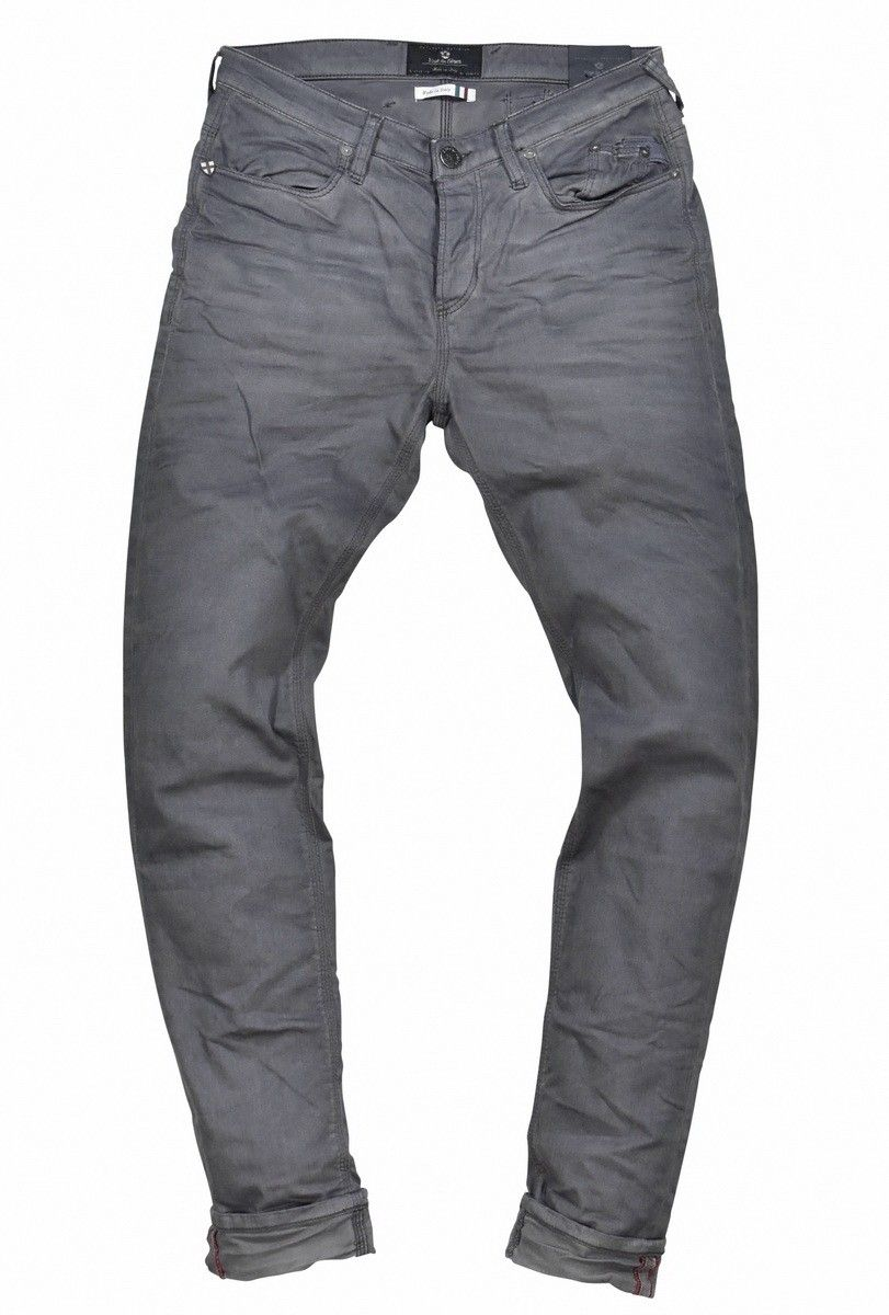 BLUE DE GÊNES - Herren Jeans - Repi Oil Trousers - Steel Grey