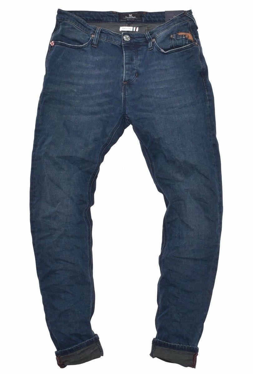 BLUE DE GÊNES - Herren Hose - Repi reale Medium Jeans Wash 1506