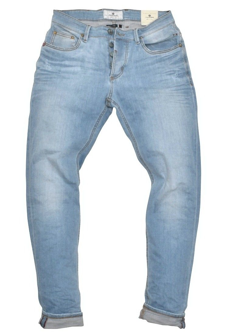 BLUE DE GÊNES - Herren Hose - Vinci Pointer Jeans - Light Blue