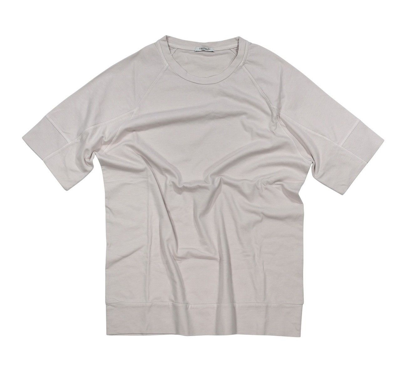 CROSSLEY - Herren T-Shirt - Man Tshirt - Powder
