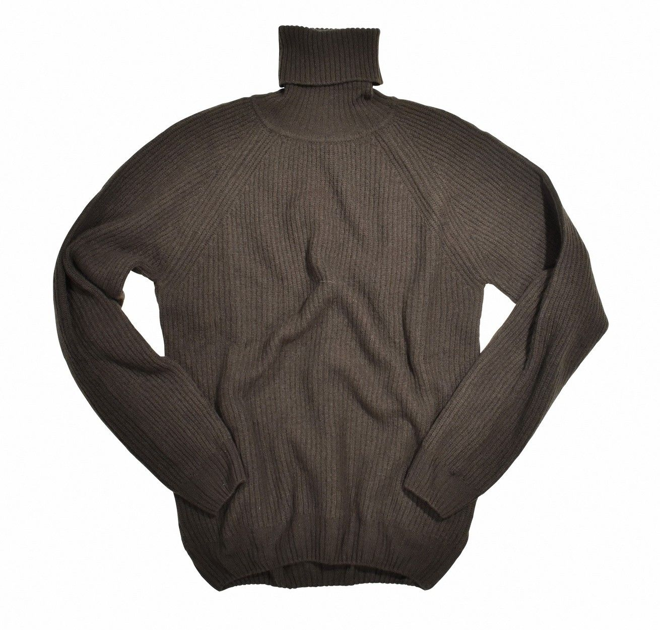 CROSSLEY - Herren Pullover - Daphan Knit Turtle Neck - Dark Mili