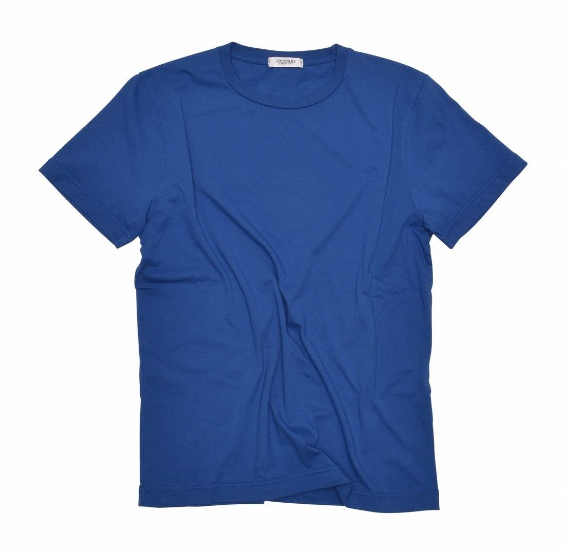 CROSSLEY - Herren T-Shirt - Man SS T-Shirt - Blue