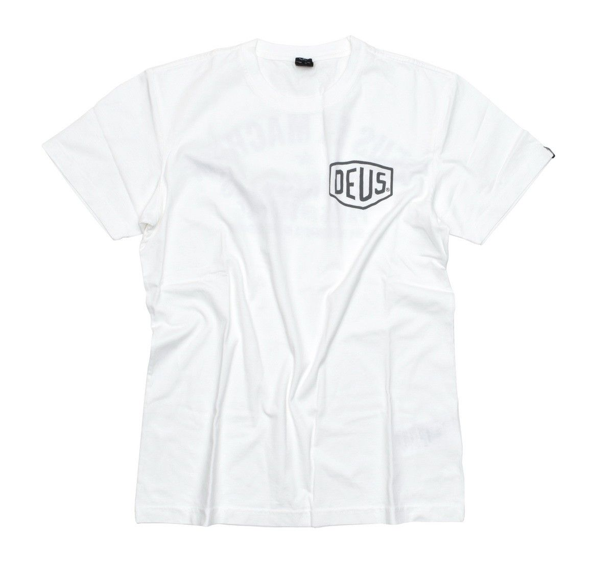 DEUS EX MACHINA - Herren T-Shirt - Camperdown Address Tee - White