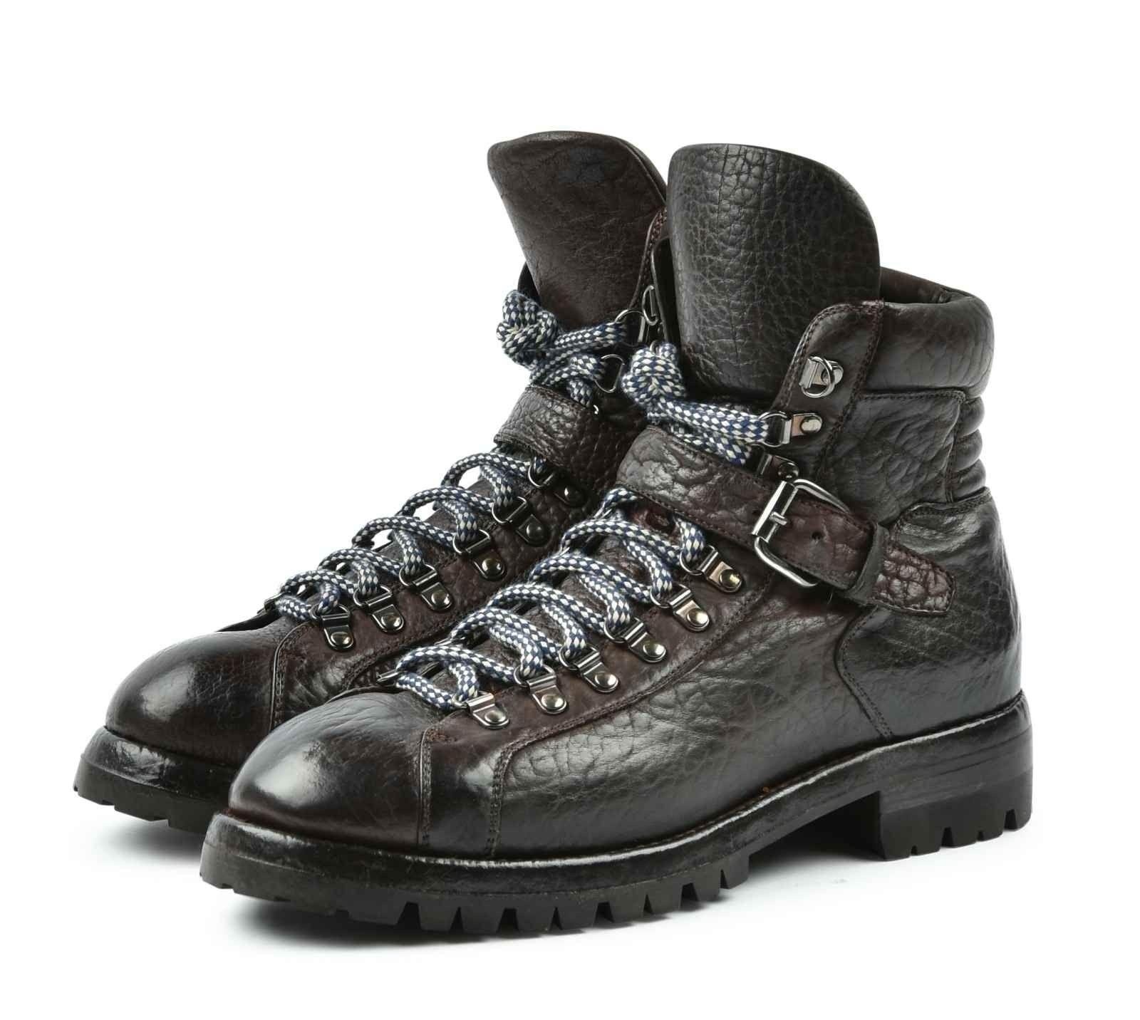 LEMARGO - Herren Schuhe - Bisonte - Ebano