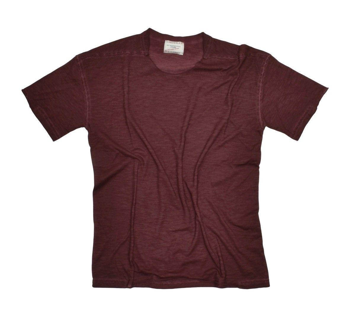 CROSSLEY - Herren T-Shirt - Vilik - Barolo