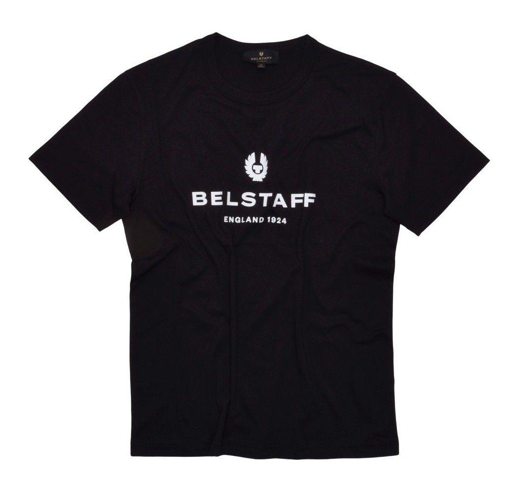 BELSTAFF - Herren T-Shirt - 1924 T-Shirt - Black