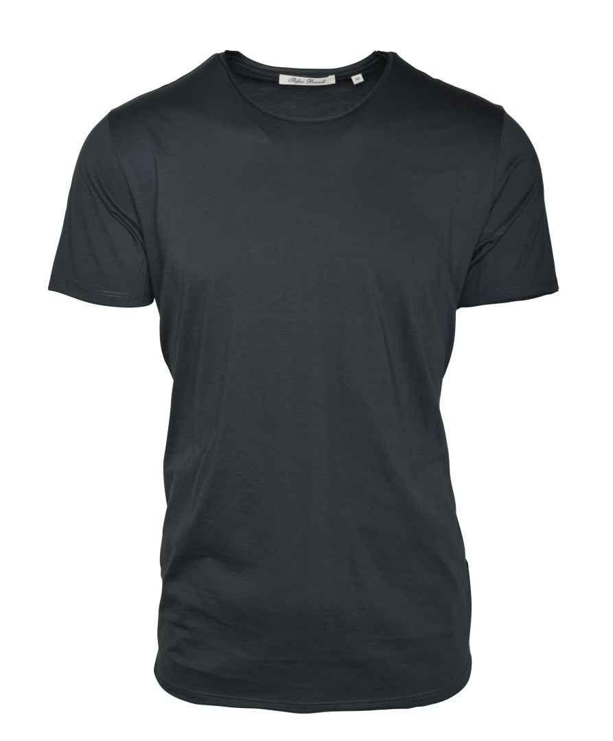 STEFAN BRANDT - Herren T-Shirt - Elia - Aluminio