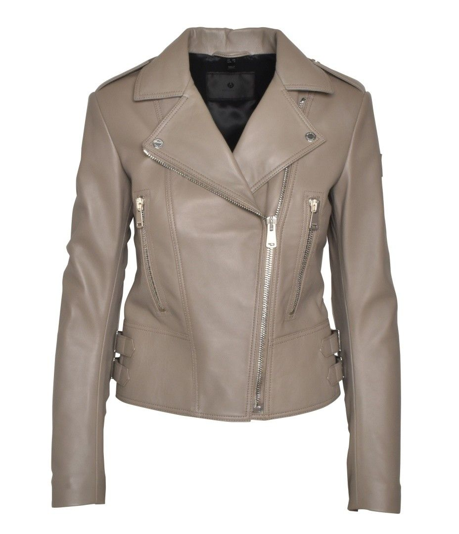 BELSTAFF - Damen Jacke - Marvingt 2.0 Jacket - Taupe