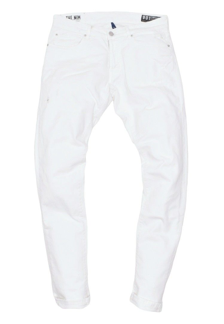 THE NIM - Herren Jeans - Dylan 901 - White Destroyed