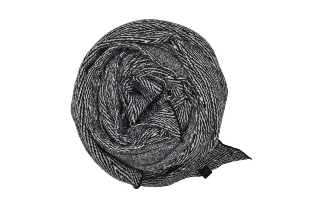 NEBO Schal Yin - Black/White