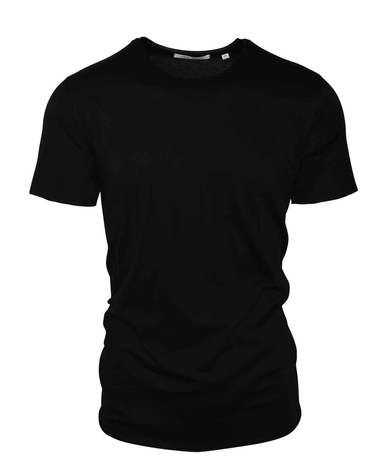 STEFAN BRANDT - Herren T-Shirt - Elia - negro