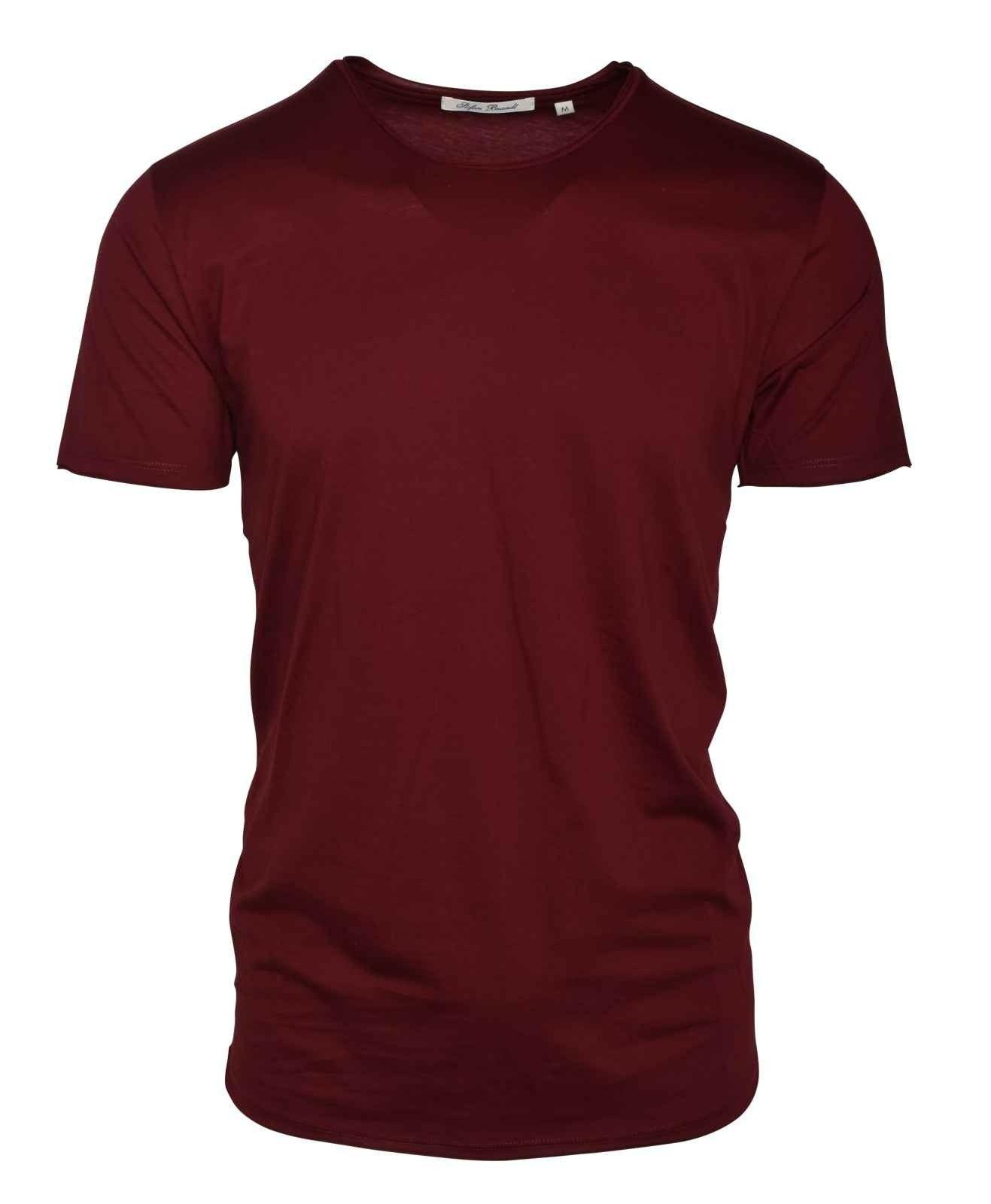 STEFAN BRANDT - Herren T-Shirt - Elia - Chili