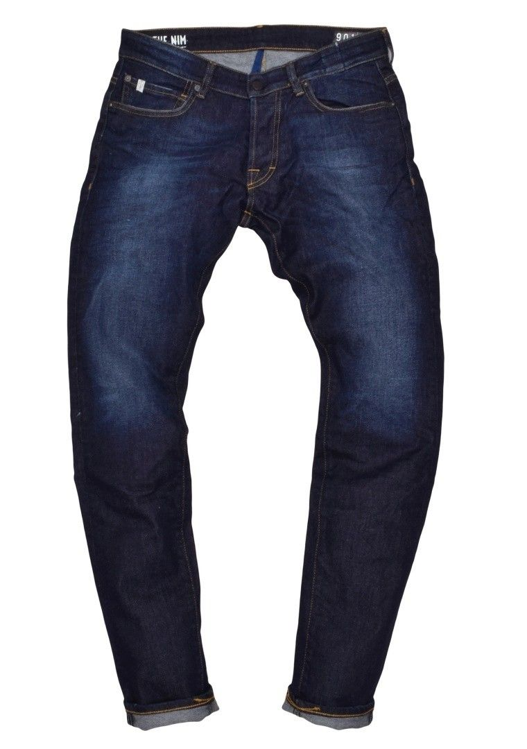 THE NIM - Herren Jeans - Dylan 901 - Dark Blue