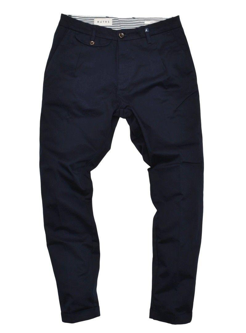 MYTHS - Herren Hose - Japan Cotton - Pants - Navy