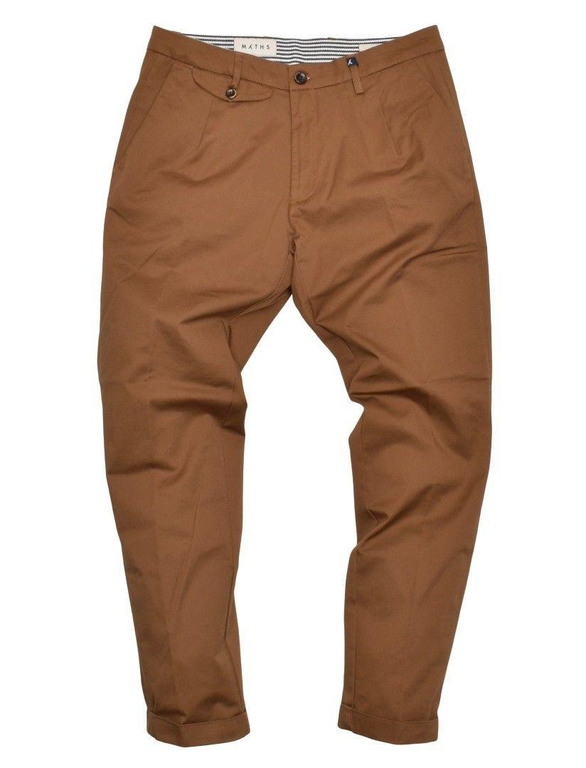 MYTHS - Herren Hose - Japan Cotton Pants - Clay