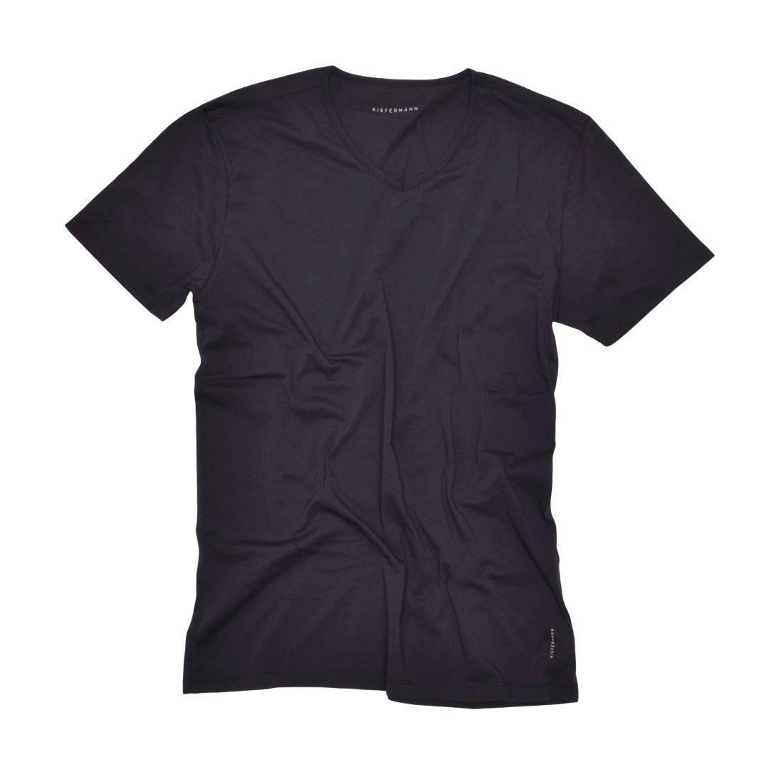 KIEFERMANN - Herren T-Shirt - Darius - Dark Navy