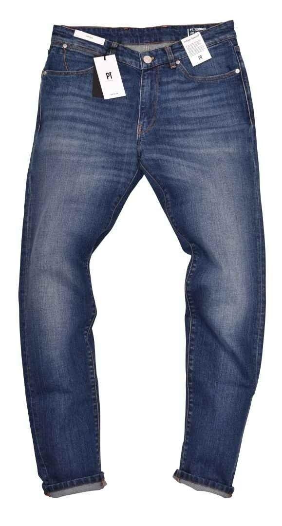 PT TORINO - Herren Jeans - Indigo Special Denim - Medium Wash