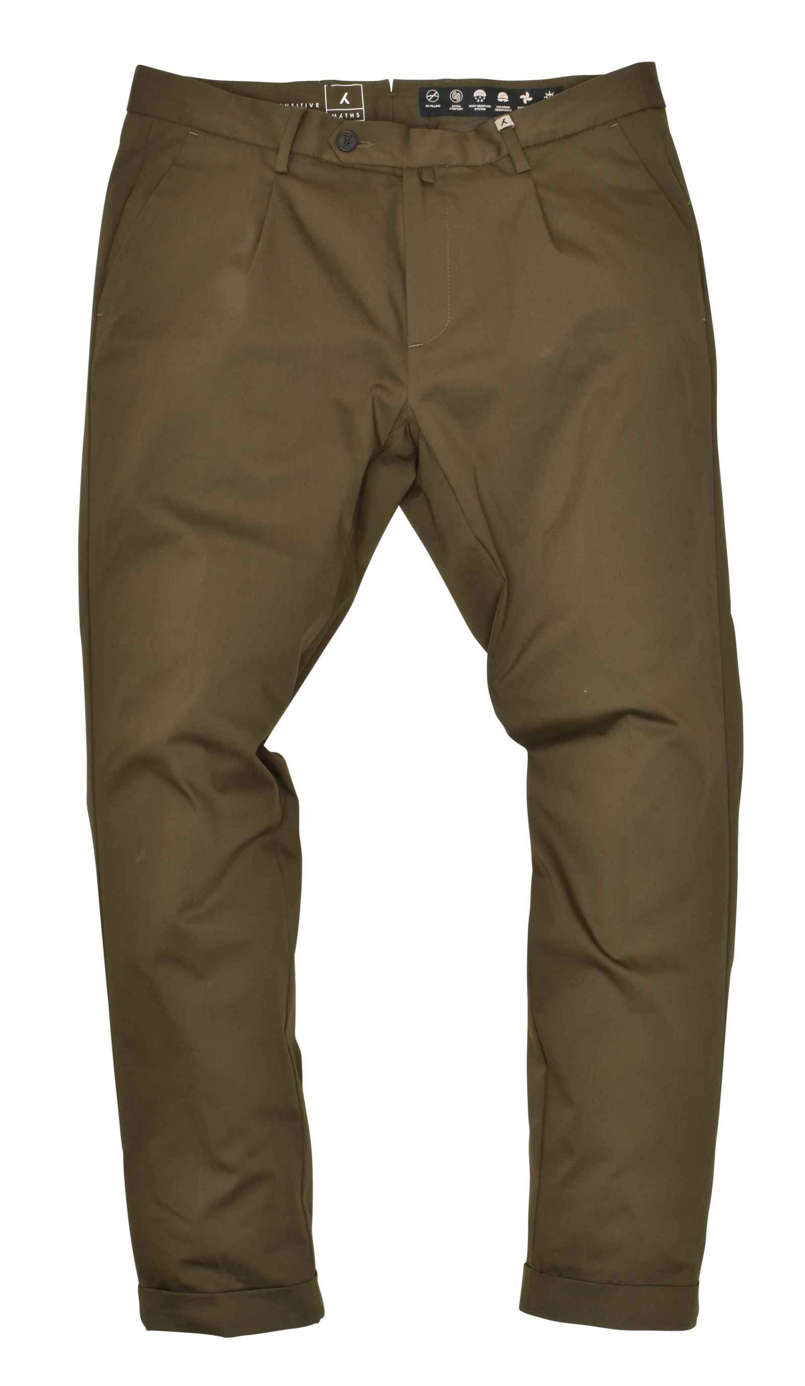 MYTHS - Herren Hose - Long Trousers - Khaki