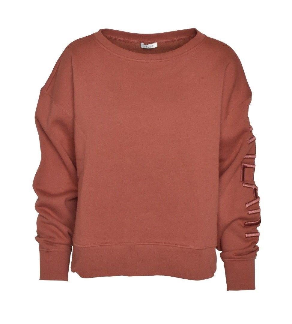 iHEART - Damen Sweatshirt - Claudy - Henna