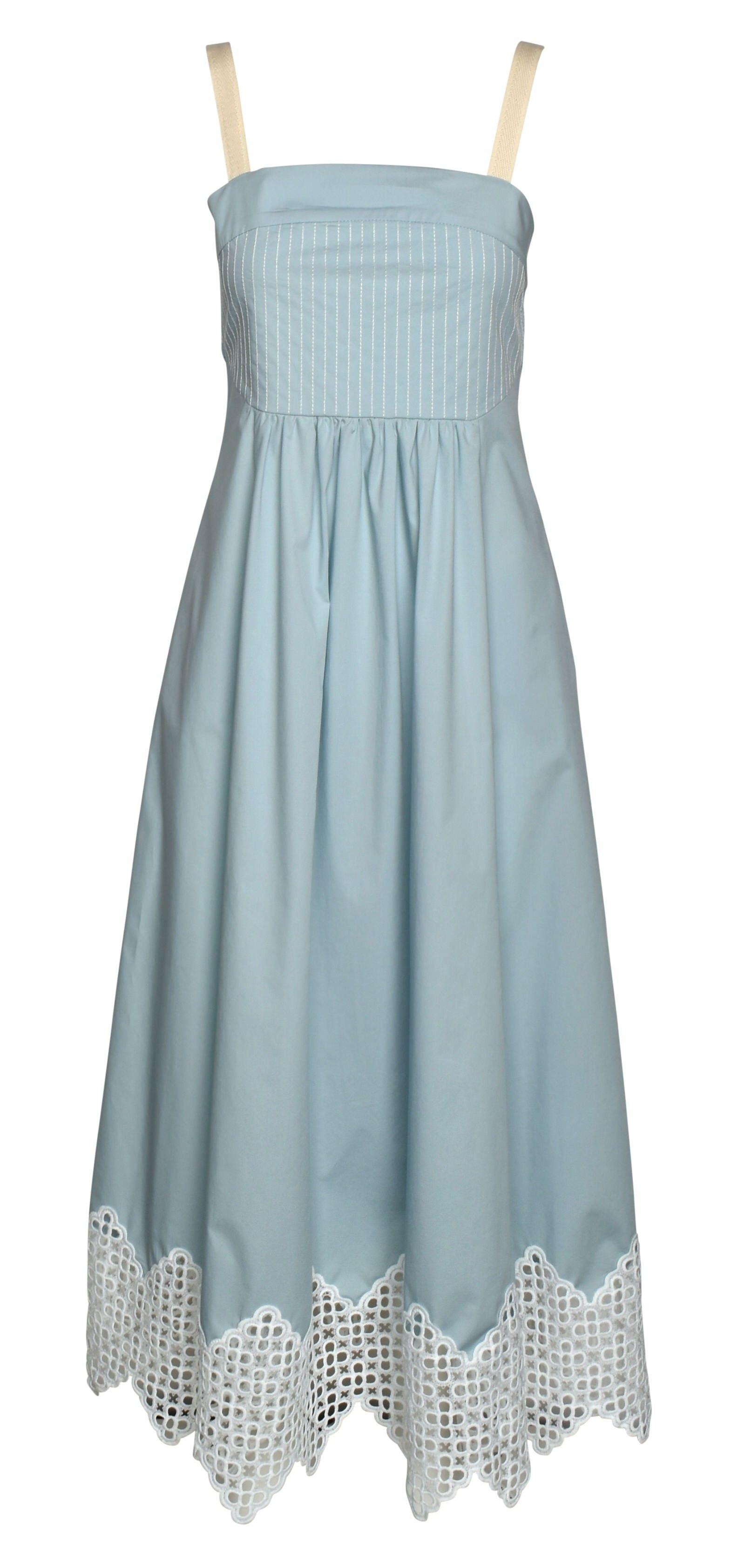 BEATRICE B - Damen Kleid - Abito Ice Blue