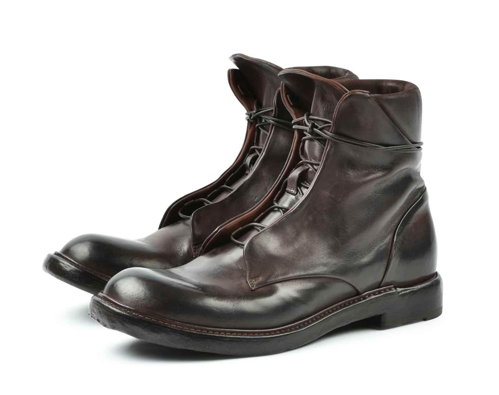 LEMARGO - Herren Schuhe - Cordovan - Teak