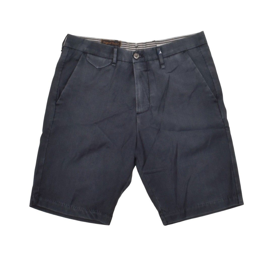 MYTHS - Herren Shorts - Bermuda Pants - Navy