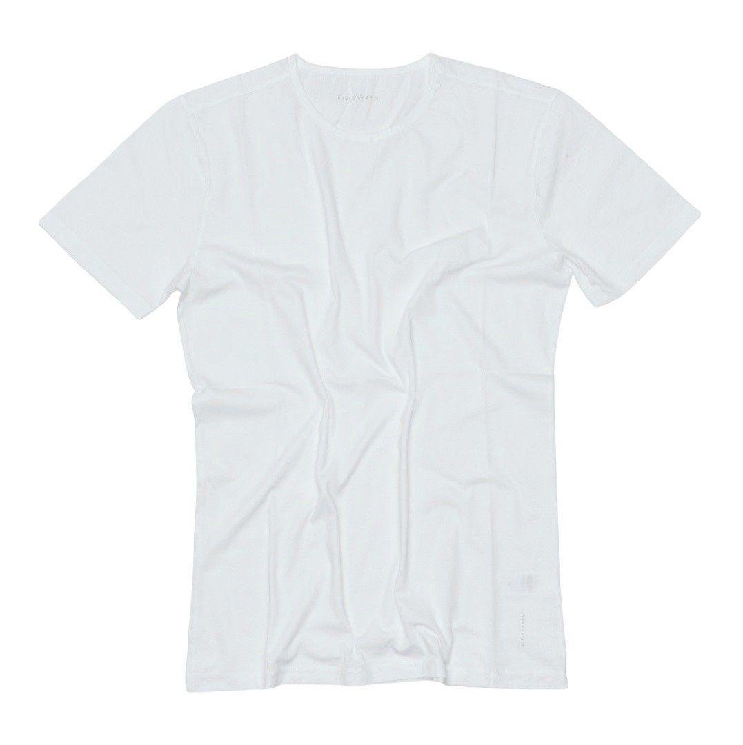 KIEFERMANN - Herren T-Shirt - Lio - White